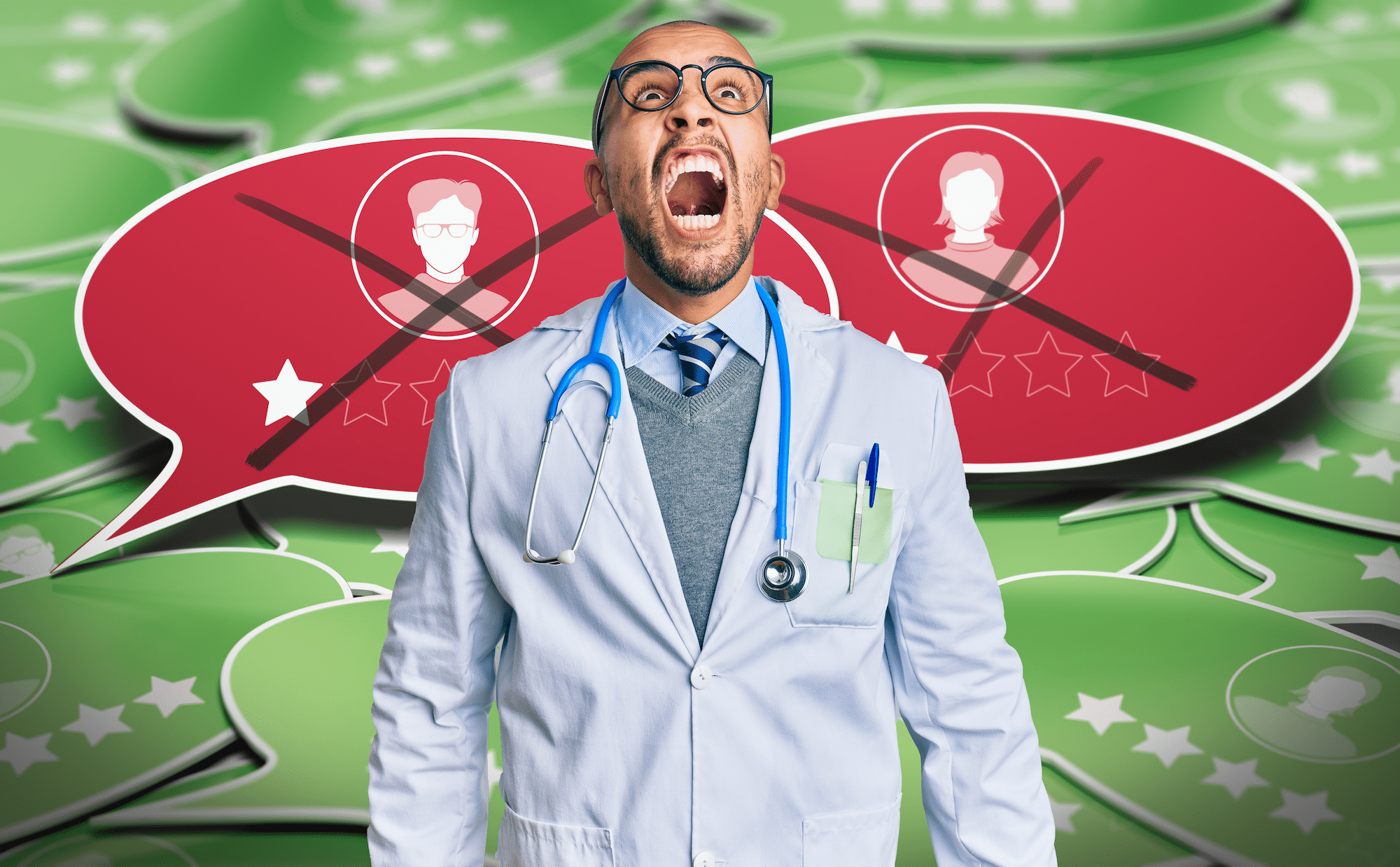 How Doctors Can Manage a Fake Google Review